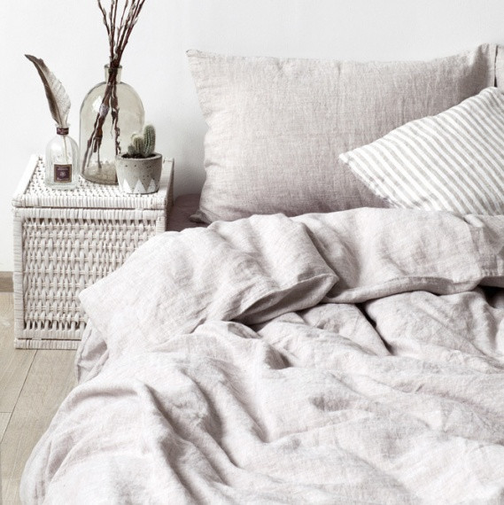 Lina gultasveļa