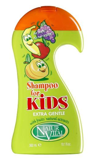 Natural Vital šampūns bērniem