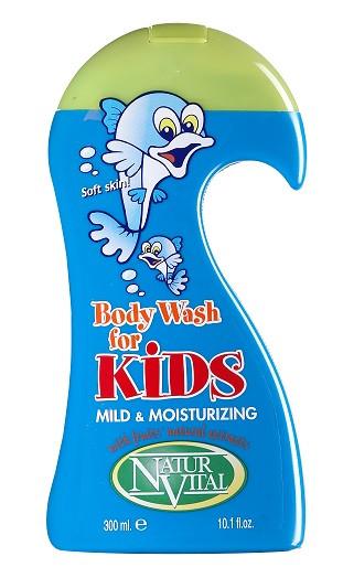 Natural Vital mazgāšanās līdzeklis bērniem