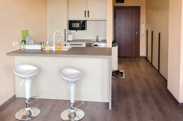 Dzīvoklis, virtuve