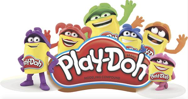 play doh plastilīns