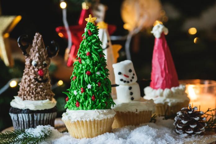 ziemassvētku saldumi