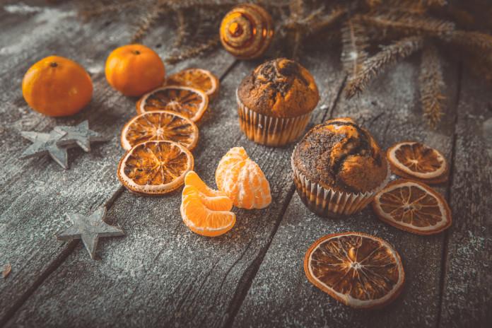 Apelsīnu dekori