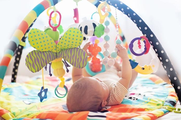 Mazulis un muzikālais karuselis