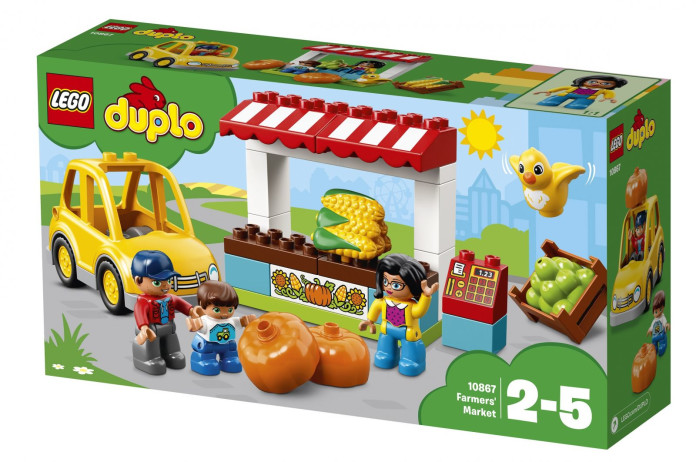 Lego tirgus