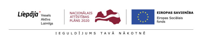 Liepājas projekta logo
