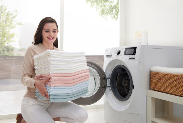 LG veļasmašīna