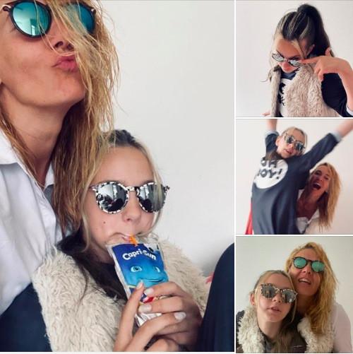 Māte un meita