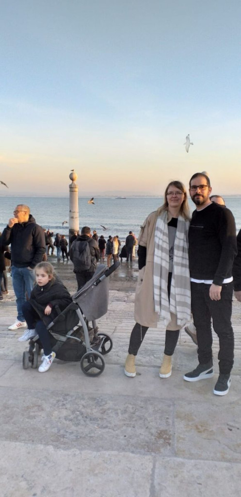 Musulmaņu ģimene Latvijā
