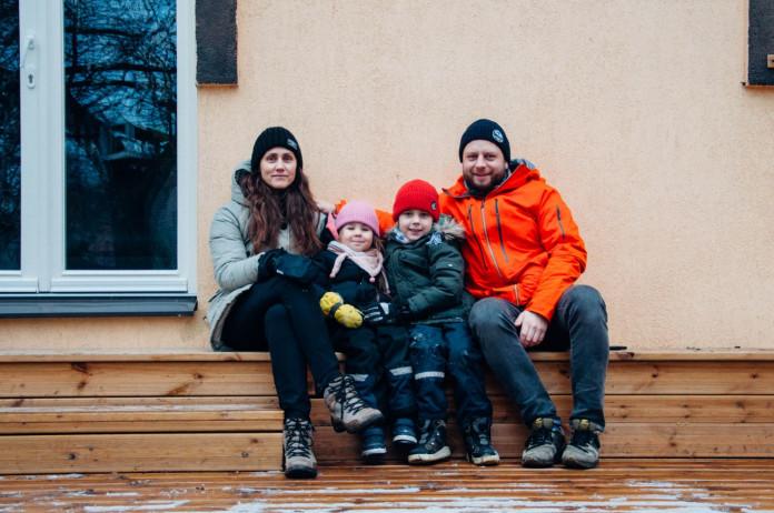 Viļumu ģimene